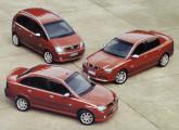 """Corsa, Astra e Meriva SS: apresentados como """"conceitos"""" no Salão de 2004, entraram em produção regular no ano seguinte."""