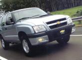 Blazer 2008.