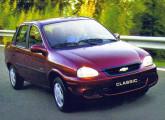 Chevrolet Classic após a reestilização de 2008.