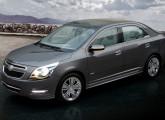Chevrolet Cobalt, substituto simultâneo do Astra e Corsa sedã.