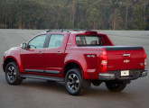 Chevrolet S10 High Country 2015.