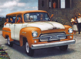 Chevrolet Amazona, derivada da picape lançada em 1961.