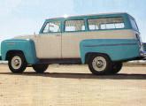 A caminhoneta Amazona só dispunha de uma porta do lado esquerdo (foto: Classic Show).