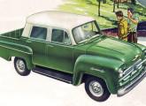 Cabine-dupla Alvorada, também de 1961.