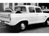 Cabine-dupla Chevrolet C-1414 (fonte: Edson Stanquini / autoentusiastas).