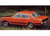 Chevrolet Opala SS 1971 (foto: Autoesporte).