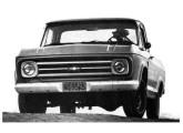 Chevy 4, de 1976: uma picape de quatro cilindros em resposta à Crise do Petróleo.
