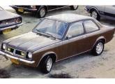 Para 1978 a linha Chevette ganhou sua primeira reestilização; na foto o modelo SL.