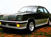 Protótipo Chevette S/R, mostrado em 1978, com a revisão estética da linha.