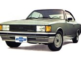 Cupê 1980, o Opala no seu estilo mais bem resolvido.