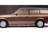 A caminhonete Chevette Marajó foi apresentada em setembro de 1980, como parte da linha 81.
