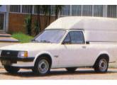 Furgão Chevy 500.