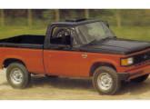 A nova picape C-10 chegou em 1985 para substituir um modelo com 21 anos de idade (fonte: 4x4 & Cia).
