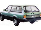 Além da grade a Marajó 1988 teve modificada a tampa traseira.