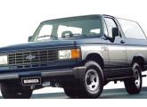 Bonanza Custom, a versão Chevrolet da Brasinca Passo Fino, lançada no Salão de 1988.