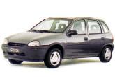 O Corsa ficou ainda mais charmoso no modelo de cinco portas.