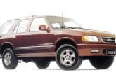 Chevrolet Blazer, a primeira SUV fabricada no país.