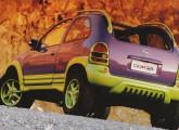 Corsa Tonga,  carro-conceito mostrado na Brasil Transpo 95.