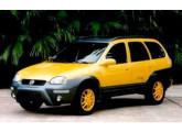 Tonga 2, um dos dois carros-conceito exibidos no Brasil Motor Show de 1997 (fonte: Auto & Técnica).