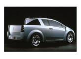 Sabiá, o excepcional carro-conceito projetado pelo Departamento de Estilo da GM do Brasil, foi exibido em janeiro de 2001 no Salão de Detroit.