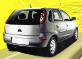 Corsa hatch 2002.