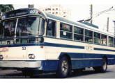 Com algumas alterações, a CMTC fabricou trólebus até 1969 (foto: Waldemar Freitas Jr.).