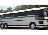 Trinox, o primeiro ônibus fabricado pela Cobrasma.