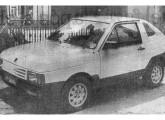 PAG Nick, lançado em 1987, o último carro urbano da Dacon (fonte: Jornal do Brasil).