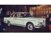 FNM JK: um belo carro de classe sem estrutura empresarial competente para produzi-lo.