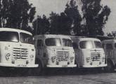 As Forças Armadas brasileiras adquiriram grande número de Fenemês para suas frotas; estes (com cabine Brasinca) participaram das Forças Internacionais de Paz da ONU, no Oriente Médio, entre 1957 e 62.