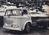 Protótipo da imponente cabine Futurama apresentada em 1966, com lançamento previsto para 1968 (fonte: 4 Rodas).