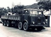 Um dos raros V-17 fabricados, ainda em operação no século atual (foto: Fábio Dardes).