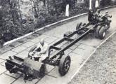 Preparado em 1972, o chassi urbano 190-OU não chegou a entrar em produção (fonte: Adamo Bazani).