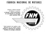Publicidade de 1956: note ao pé do anúncio os caminhões equipados com três modelos de cabine, a'me de um chassi encarroçado pela Caio (fonte: Jorge A. Ferreira Jr.).