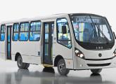 Micro-ônibus urbano AMD Solum.