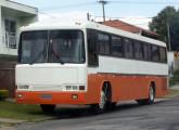 Bem cuidado Superbus 2M fotografado em 2012, em Curitiba (PR) (foto: Alberto Selinke / onibusbrasil).