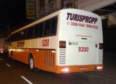 Superbus 2M da empresa de turismo Turispropp, de Alvorada (RS) (foto: Rodrigo Buratto / onibusbrasil).