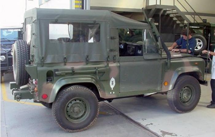 Land Rover Lexicar Brasil