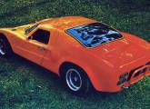 Em 1970, pouco antes de deixar de ser produzido, a traseira do GT foi substancialmente alterada, ganhando quatro lanternas retangulares (ao invés de duas circulares) e grades para ventilação na traseira (anteriormente cega) (fonte: O Cruzeiro).
