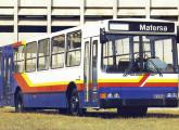 Em 1993 foi lançada a variante S, simplificada (aqui na versão duas portas), com quatro faróis e outras pequenas alterações.
