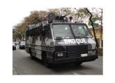 Blindado Massari Centurion, adquirido em 1988 pela Polícia Militar do Estado de São Paulo (fonte: site basemilitar).