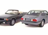 Entre 1983 e 84 o esportivo da Santa Matilde ganhou uma versão conversível e teve a mala bastante aumentada e o desenho traseiro melhorado.