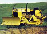 Na década de 80 a linha de tratores foi modernizada; na imagem, o modelo 300C.