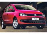 Em 2009 a frente do Fox foi redesenhada, seguindo o estilo recém apresentado pela VW alemã.