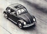 VW sedã com teto-solar: idiossincrasias do consumidor brasileiro levaram ao abandono da opção em pouco tempo (foto: 4 Rodas).