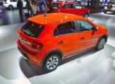 Gol Track no Salão do Automóvel, quando de seu lançamento (foto: LEXICAR).