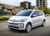 Volkswagen take up! 2018, lançado em abril do ano anterior.