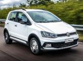 Preparando-se para a chegada do novo Polo, a VW reduziu drasticamente o número de opções para o Fox; na imagem a nova Xtreme - uma das duas únicas oferecidas.