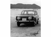 Depois do VW 1600, em 1969 chegou a Variant.