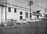 A fábrica primitiva do Ipiranga.